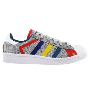 Adidas Superstar White Mountaineering Sneakers